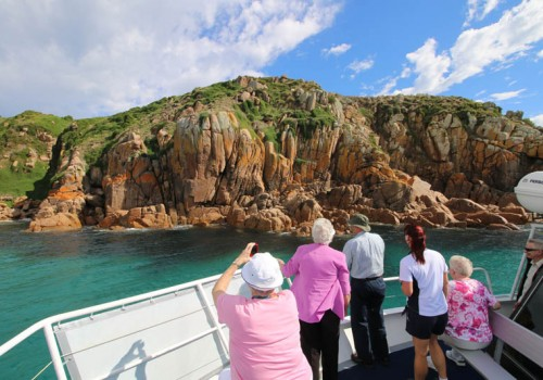 Cape Woolamai Captain's Lunch Cruise