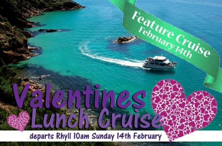 Valentines Lunch Cruise