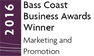 2016 Bass Coast Business Award