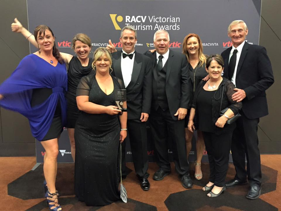 wildlife coast cruises, phillip island, victorian tourism awards, racv, vta