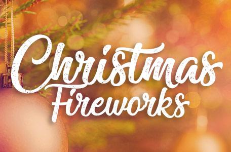 Christmas Fireworks Cruise